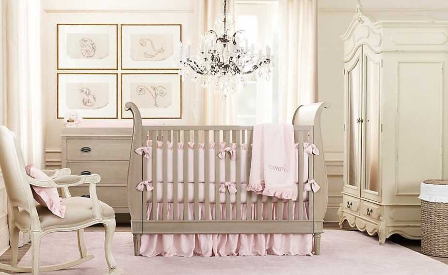 shabby white and more baby nusery. Black Bedroom Furniture Sets. Home Design Ideas