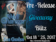 Wolf Charmer Pre-Release Giveaway
