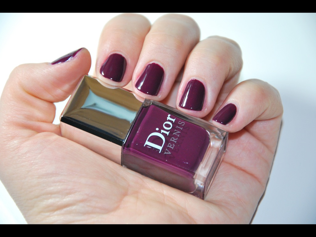 Schöne Nagellacke: Dior Le Vernis