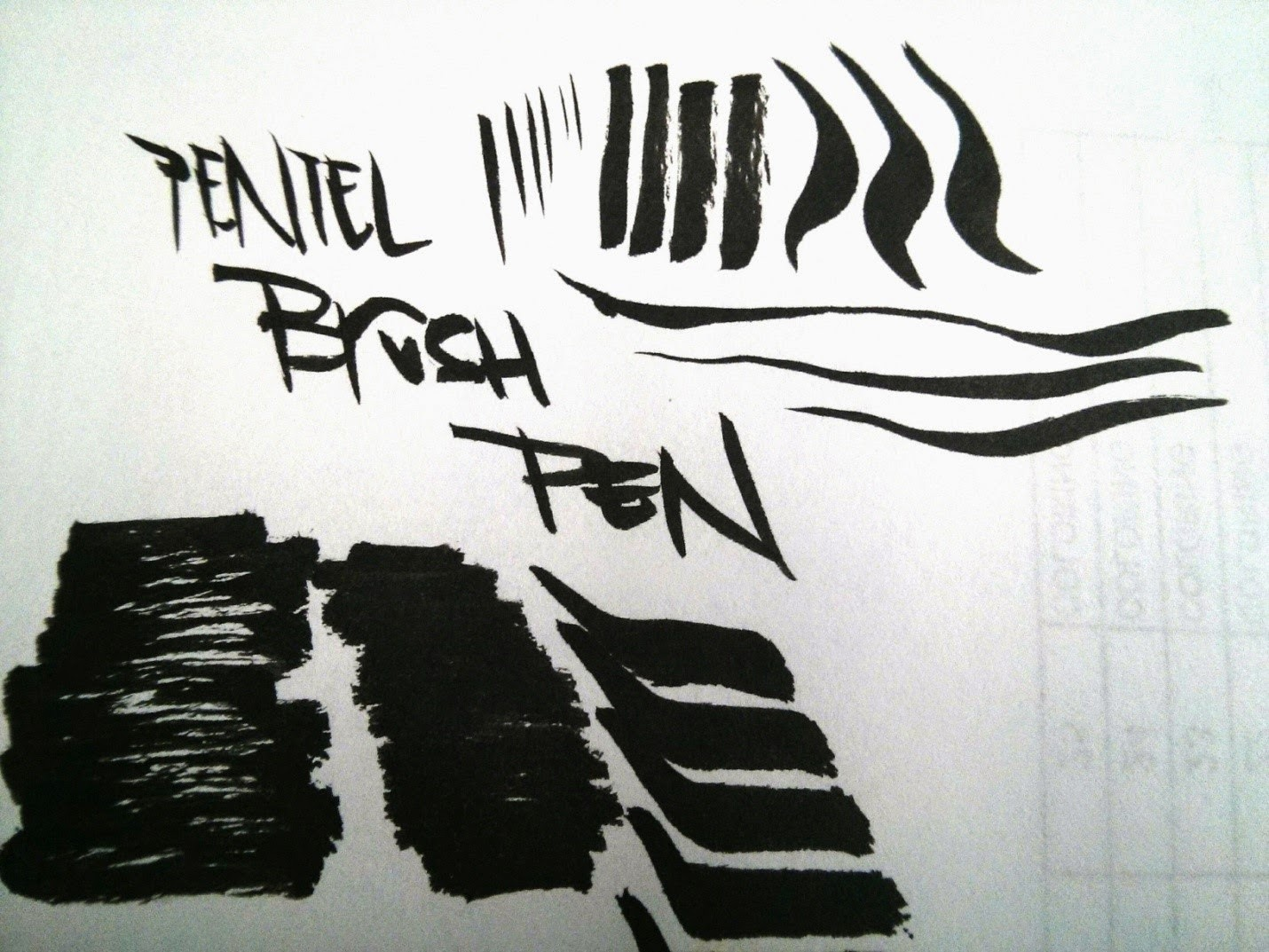 Art & Frame of Sarasota: Pentel Brush Pen