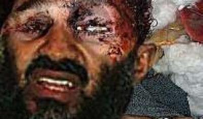Picture of Osama Bin Laden Death