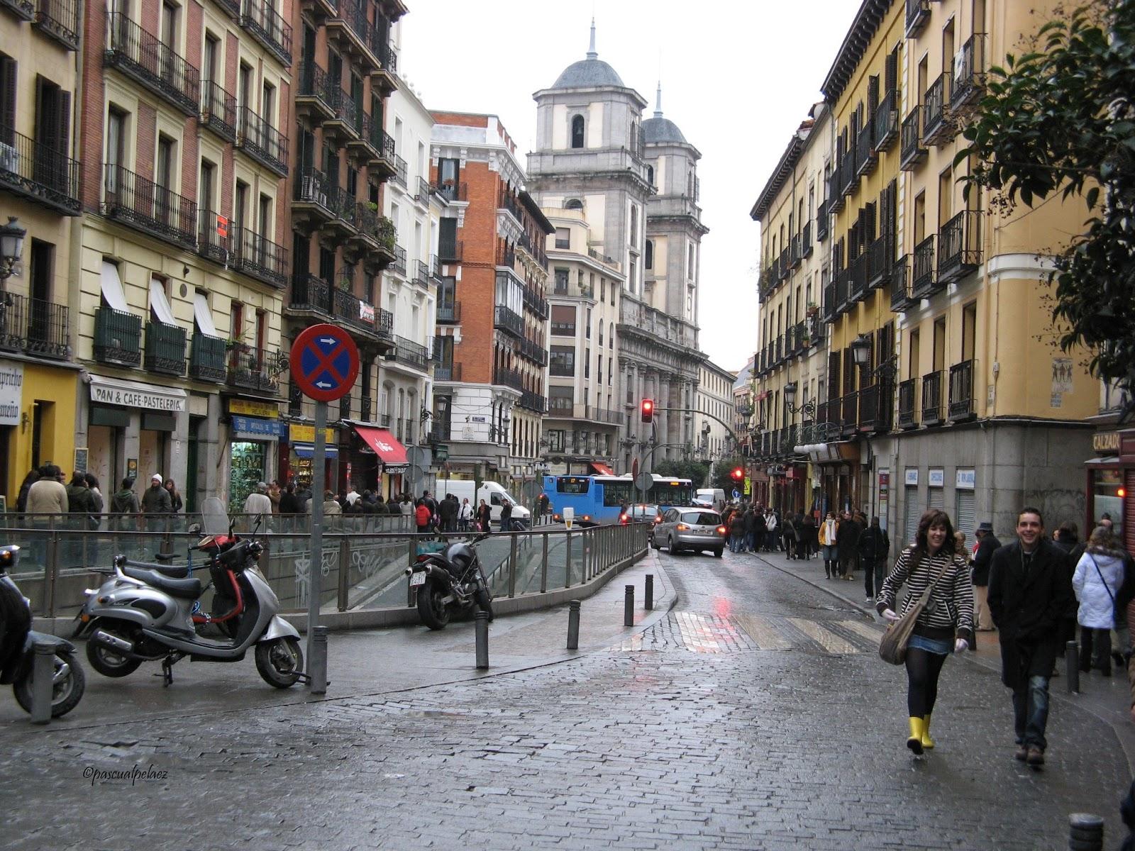 Rincones ibericos madrid calle de toledo for Calle prado 8 madrid
