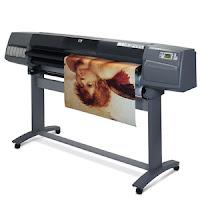 Impresora Gran formato plotter