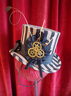 steampunk hat for women