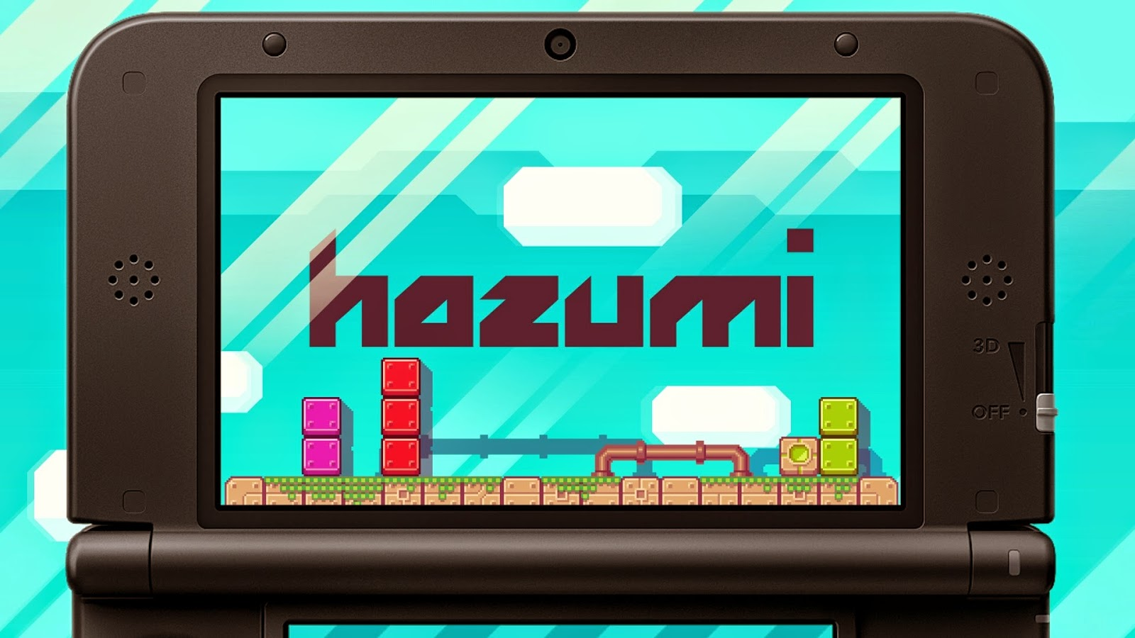 Hazumi (3DS eShop) Review