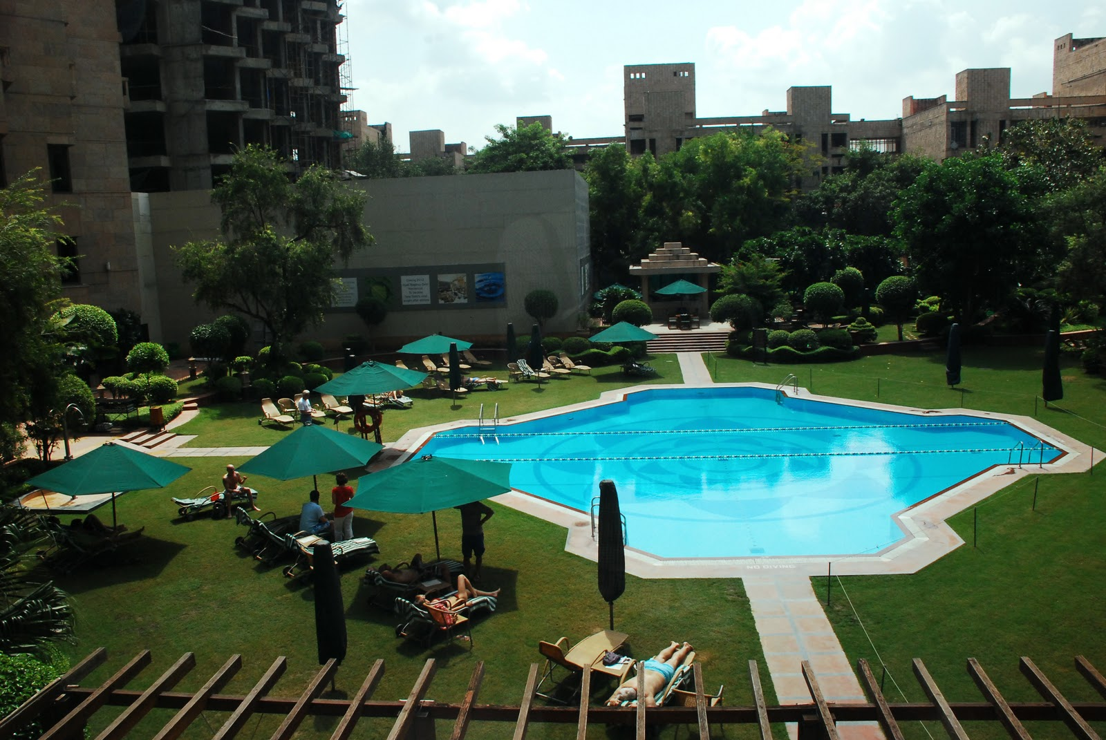 Some Best Hotels In South Delhi Small Luxury Hotels India