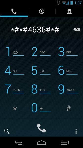 Kode-kode Rahasia Ponsel Android Lengkap dan Terbaru