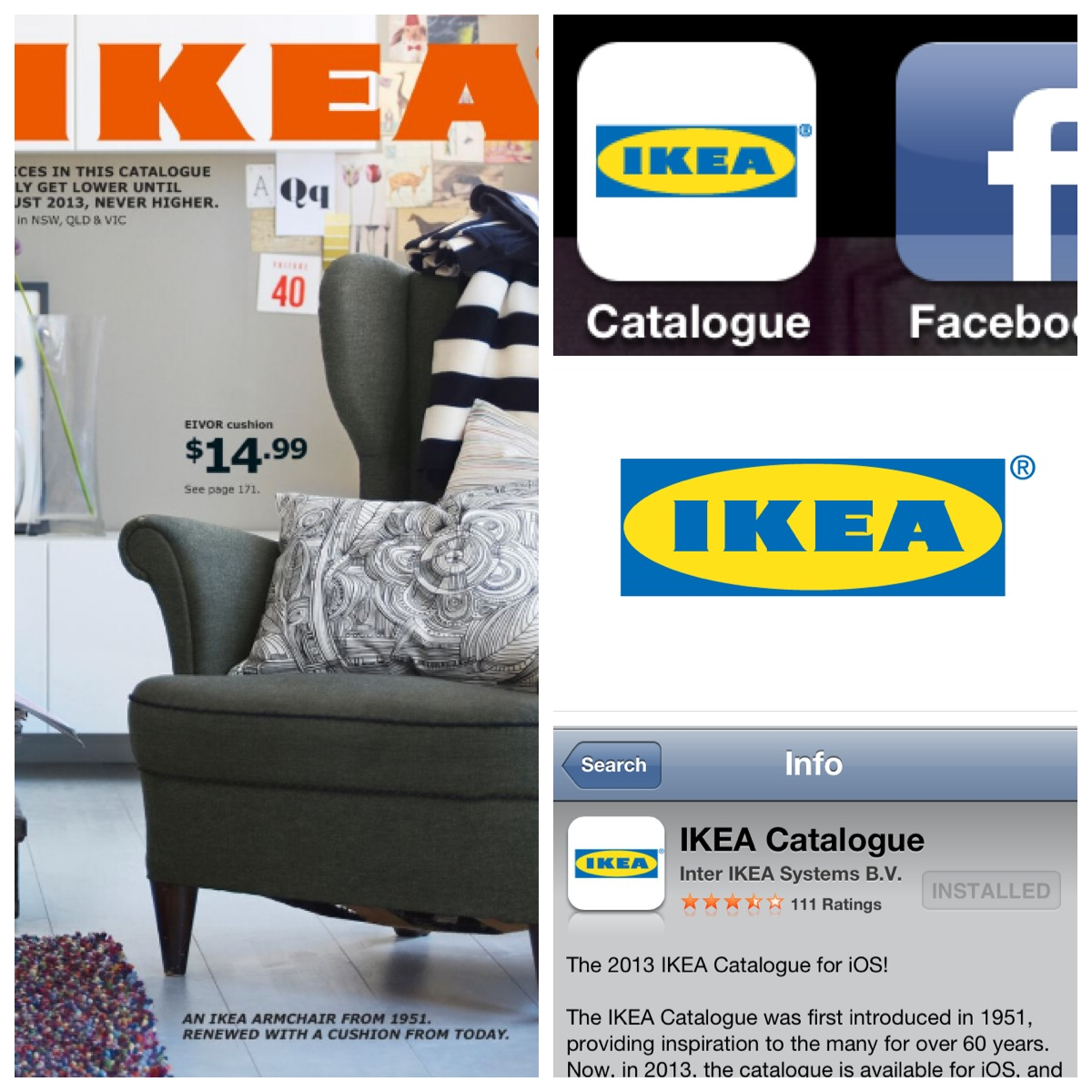 beautifully organised i 39 m loving ikea on my iphone. Black Bedroom Furniture Sets. Home Design Ideas