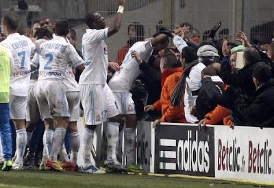 Marseille 3 - 0 PSG (2)