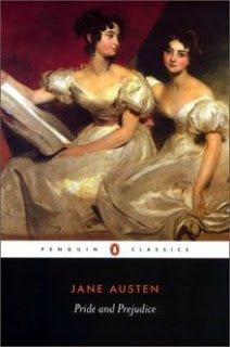 cover for the Penguin Classics version of Pride and Prejudice