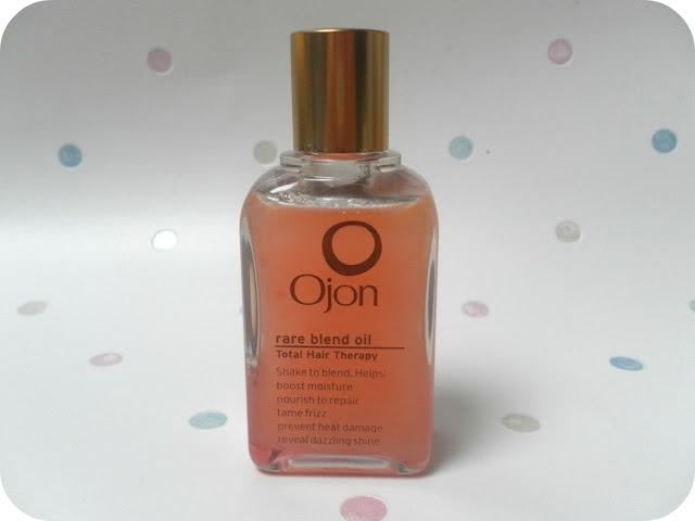 A picture of Ojon Rare Blend Oil