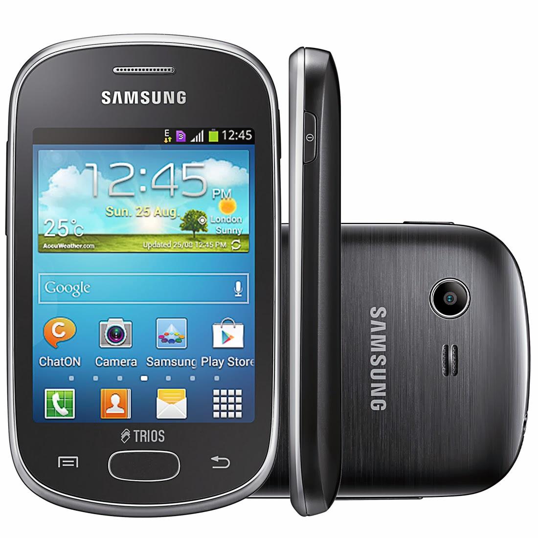 Harga Samsung Galaxy Star Trios dan Spesifikasi Lengkap