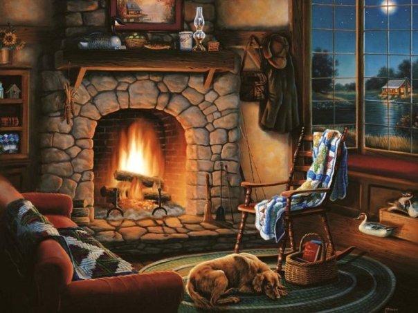 arabian fireplace judy gibson decorativ painter tuttart pittura scultura