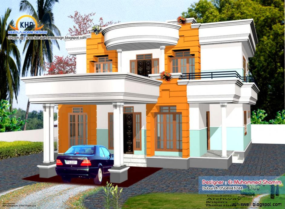 House and home design this wallpapers for Latest house design images