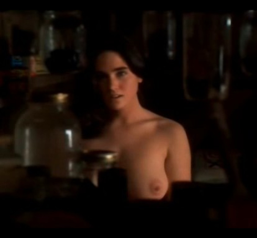 Jennifer Connelly sexy naked picture