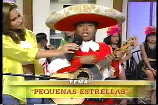 El Charrito de Oro, en Mónica Zevallos - Canal 5 - Panamericana TV