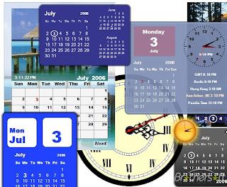 Memasang widget kalender di Blogger