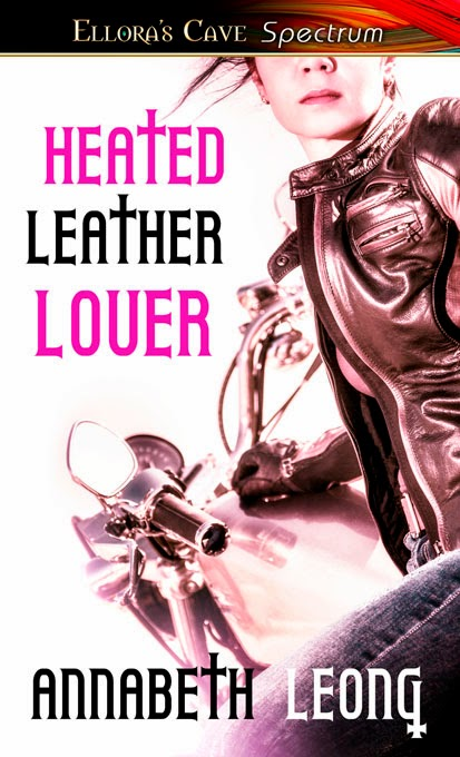 HEATED LEATHER LOVER<br>  Annabeth Leong