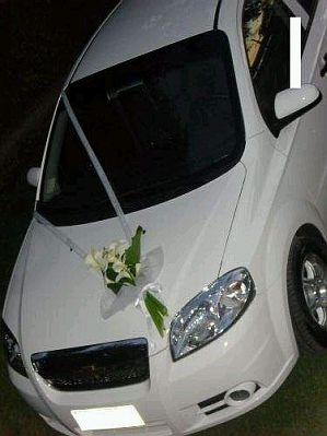 Decoracion de coches para boda parte 1 - Decoracion coche novia ...