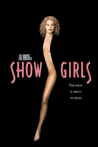 Poster of (18+) Showgirls 1995 UnRated 720p BRRip Dual Audio