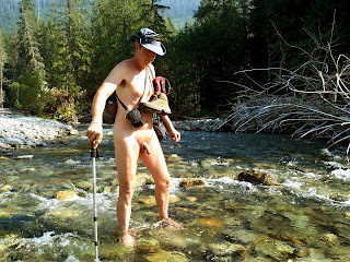 nude hiking and soaking in the pacific northwest skinny