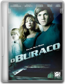 Capa O Buraco   DVDRip   Dublado (Dual Áudio)