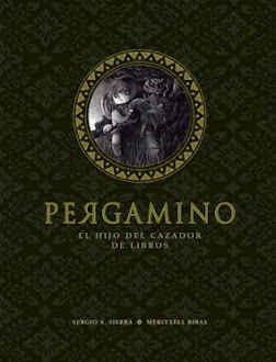 """""""PERGAMINO. El hijo del cazador de libros (2012)"""