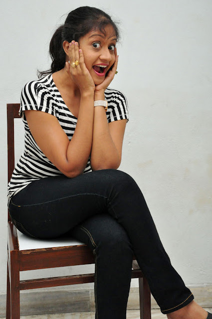 Actress Sandeepthi Latest Photoshoot HD Gallery