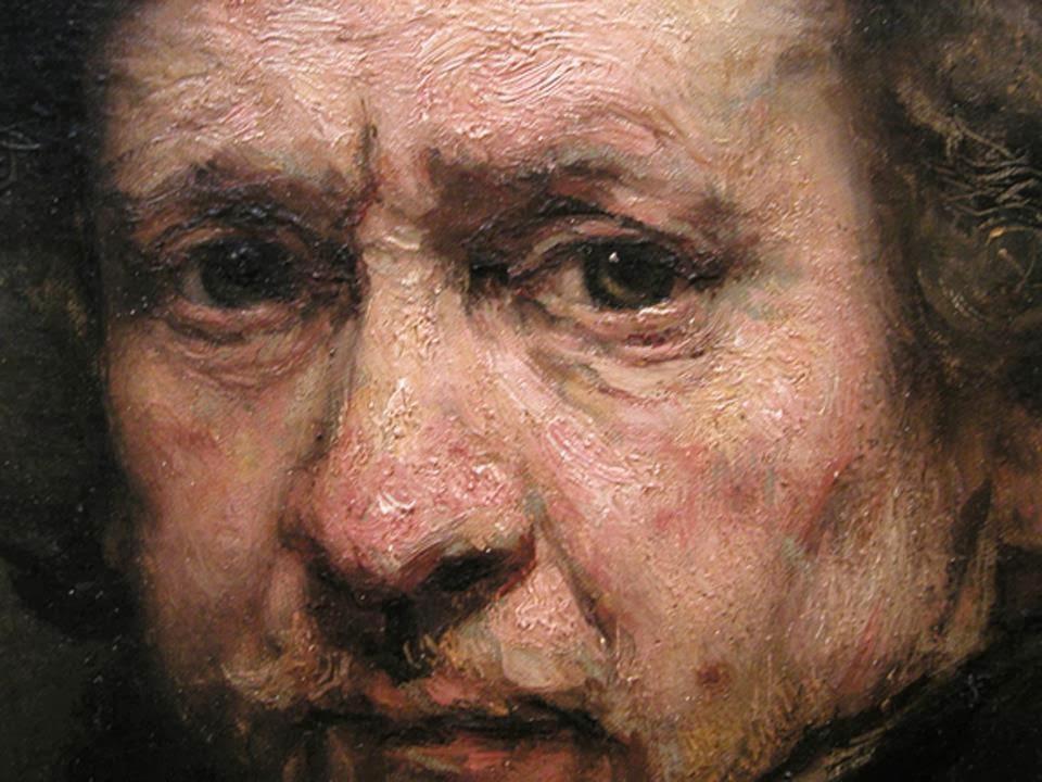 Zinc Oxide Nose How about Rembrandt