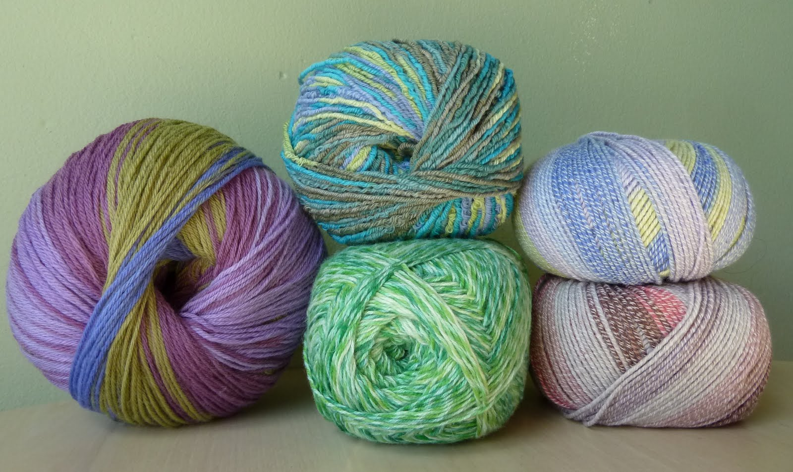 The Yarn Garden Blog: Spring Sock Yarn Sale!