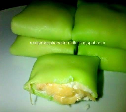 Resep Pancake Durian Sederhana Mudah Dan Enak
