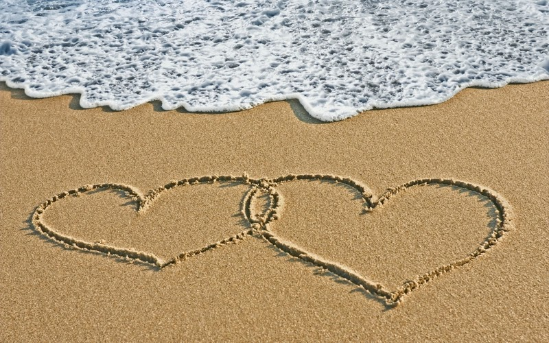 HD wallpapers Love On Beach Sand | My Love Wallpaper HD