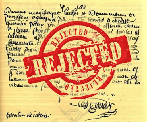 Peticion Rechazada