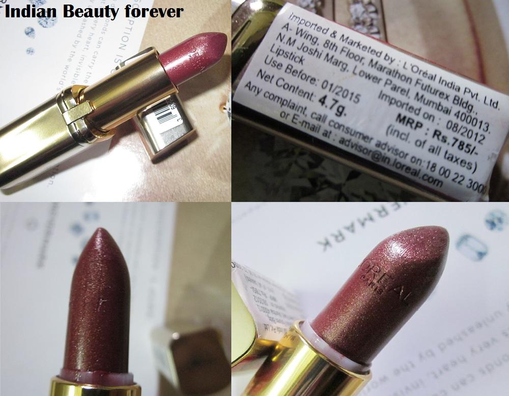 loreal lipstick shades