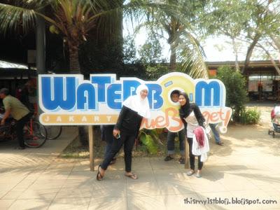 Waterbom Jakarta pantai indah kapuk