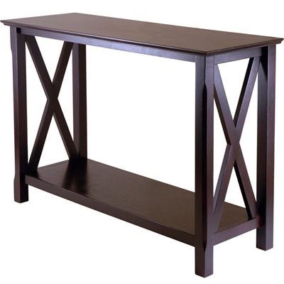 more designs of wooden console table