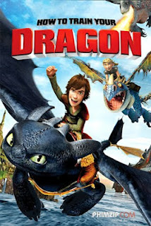 How To Train Your Dragon 2010 poster