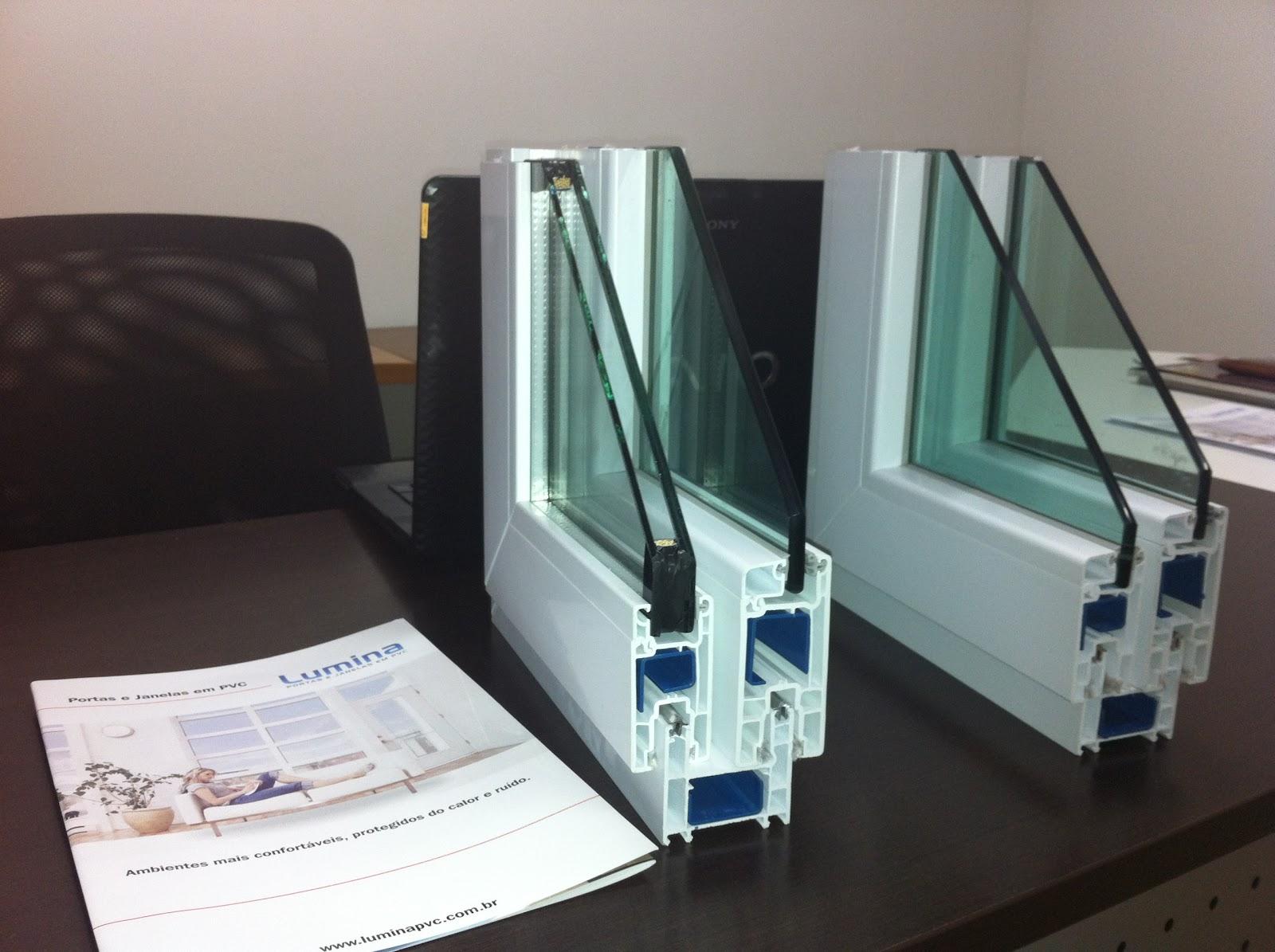 #18395F Portas e Janelas em PVC Esquadrias Termo acústicas com Vidro Duplo 1538 Vedar Janelas Contra Vento