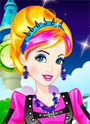 Золушка Эмо - Онлайн игра для девочек