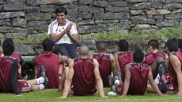 Lista De Futbolistas Venezolanos En El Exterior 2010