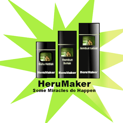 Heru Maker Hair tonic