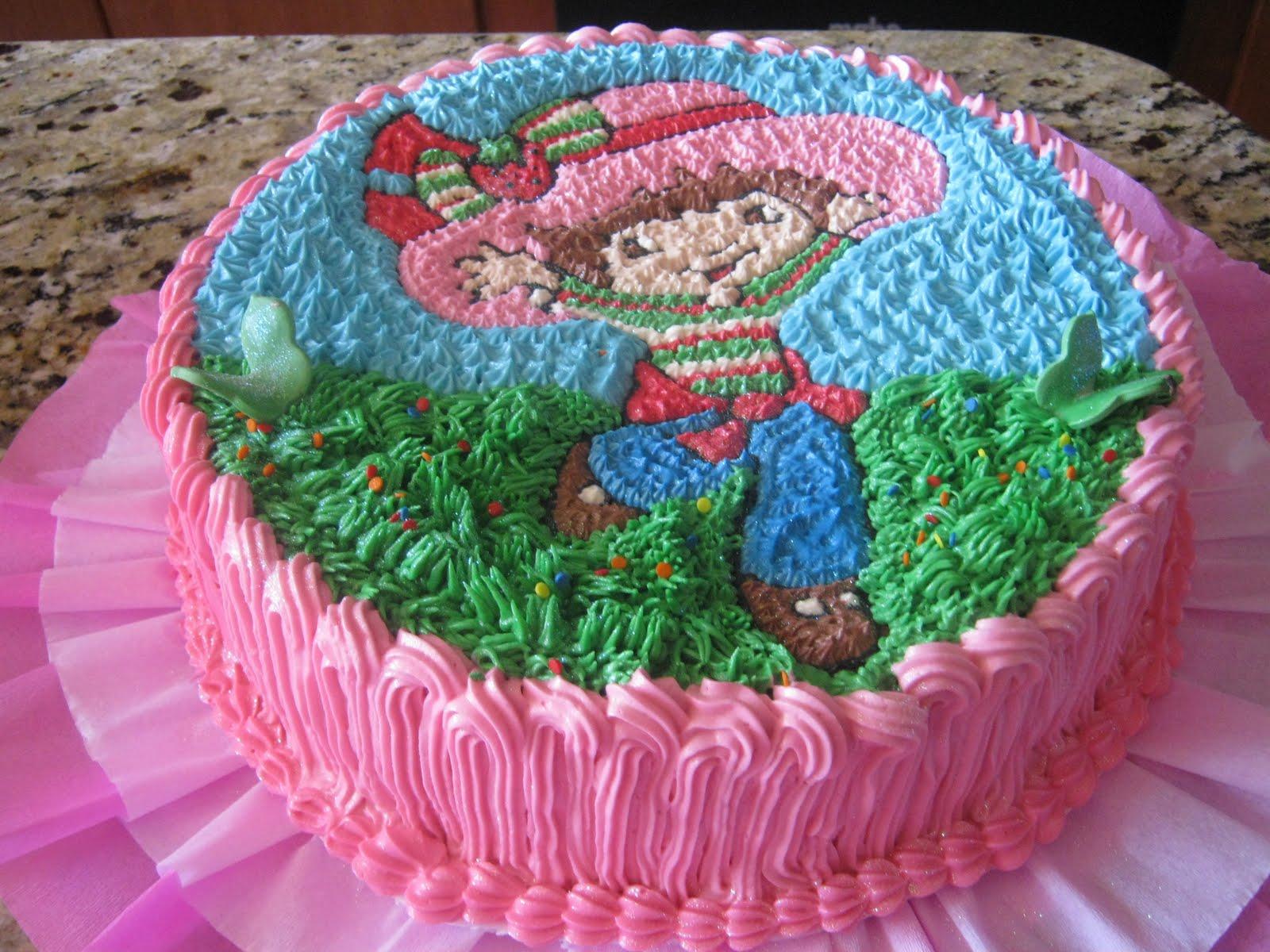 Tortas de rosita fresita - Imagui