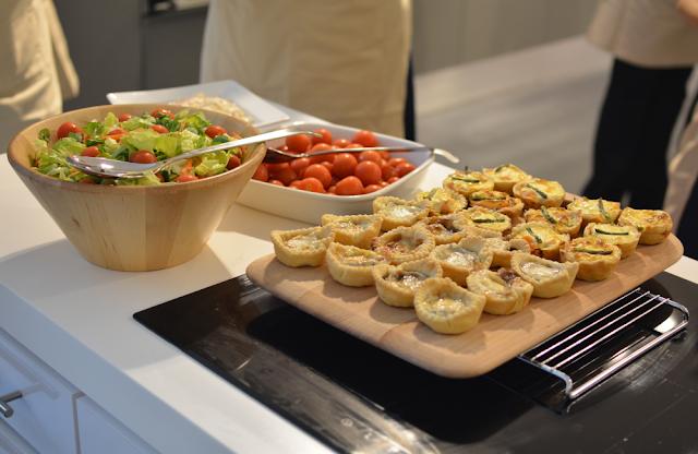 Neff, Salad, Quiches, Lunch