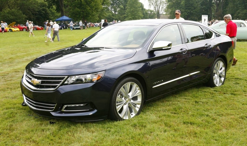 2014 Chevrolet Impala HD Photos
