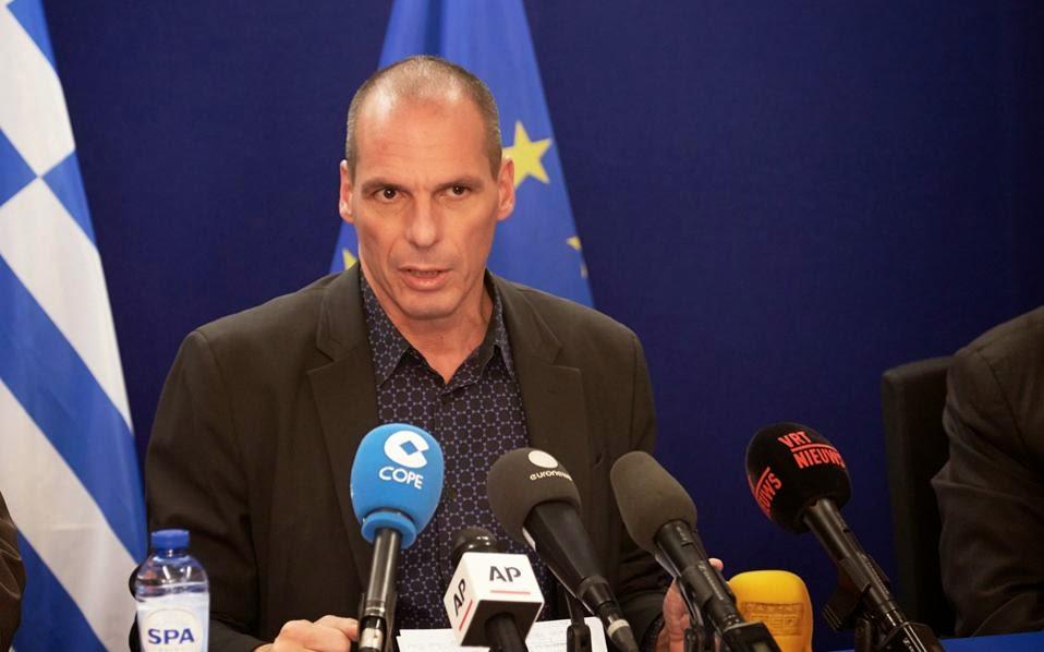 Βαρουφακης, Ελλάδα - οικονομική επικαιρότητα,