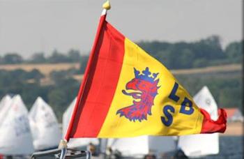 Vi seglar i Lommabuktens Seglarklubb