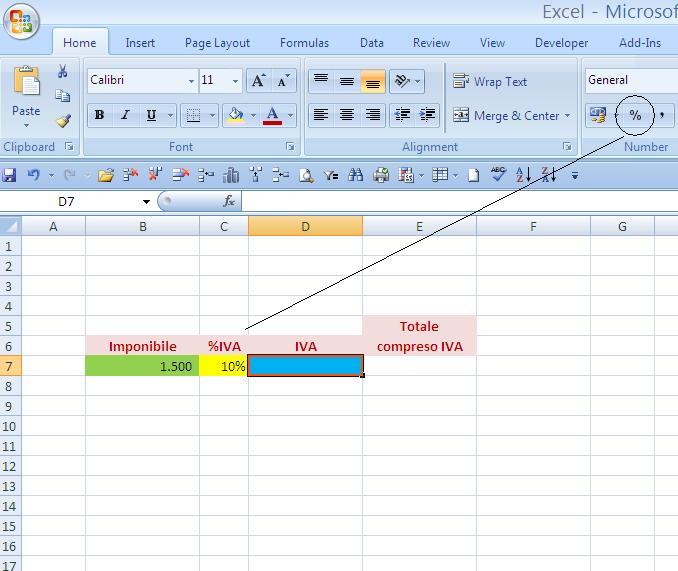 excel easy excel facile come calcolare l 39 iva con excel