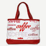 NEW!! Magic Coffee Shoulder Bag
