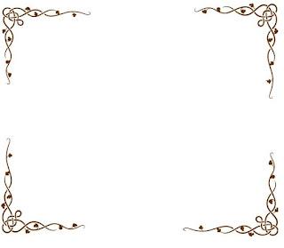para portadas, bordes para carátulas, bordes para decorar carátulas