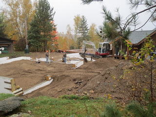 huisman concepts, custom lake home, ely mn, foundation, http://huismanconcepts.com/